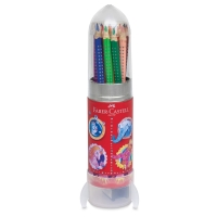Grip Watercolor EcoPencil Rocket Ship
