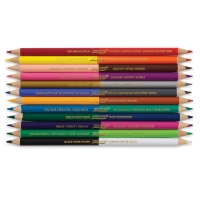 Duo-Color Colored Pencils, Set of 24