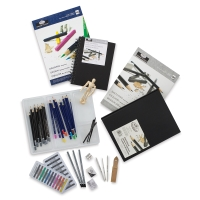 Studio Complete Sketch & Draw Art Set