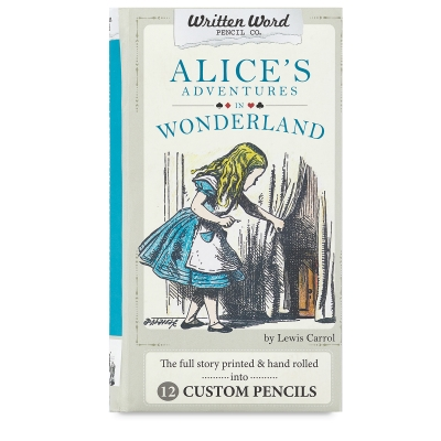 Classic Story Pencils, Alice's Adventures in Wonderland