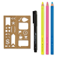 Faber-Castell Design Memory Craft Essential Planner Pack
