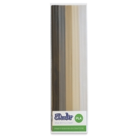 Khaki & Cream, 25 Refill Sticks