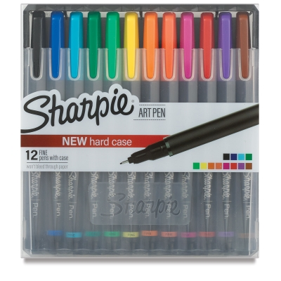 Art Pens, Set of 12