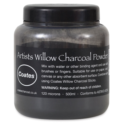 Willow Charcoal Powder