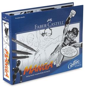 Faber-Castell Getting Started Manga Set