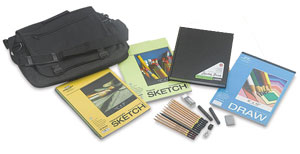 Art Travel Kit