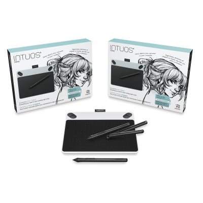 Intuos Pen Draw Creative Tablet