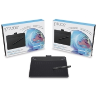 Wacom Intuos Pen & Touch Tablets