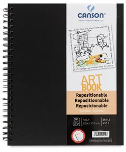 Illustration Repostionable ArtBooks