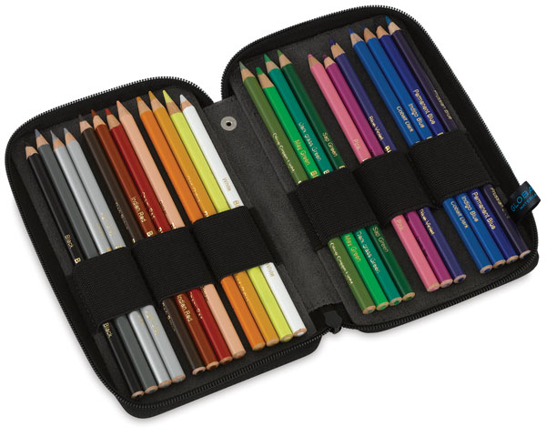 Pencil Case for 24 Pencils