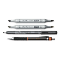 Drawing Collection, Set of 4