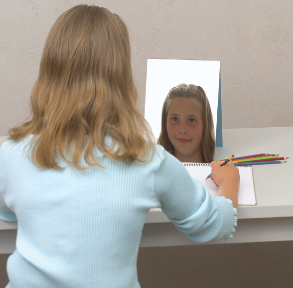 Self Portrait Mirror, Double Sided
