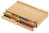 Weber 2-Drawer Wood Pastel Cabinet