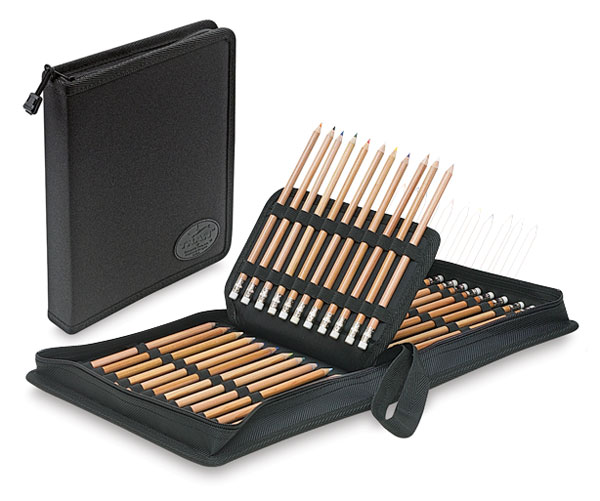 Case for 72 Pencils