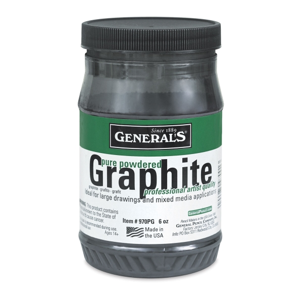 Powdered Graphite