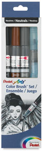 Color Brush Box Set