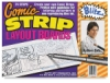 Comic Strip Layout Boards, Pkg of 24