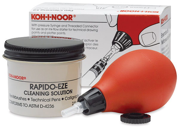 Pressure Pen Cleaning Kit