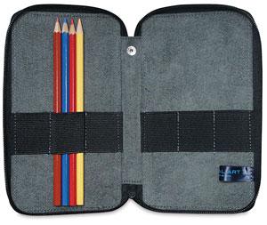 Pencil Case for 24 Pencils