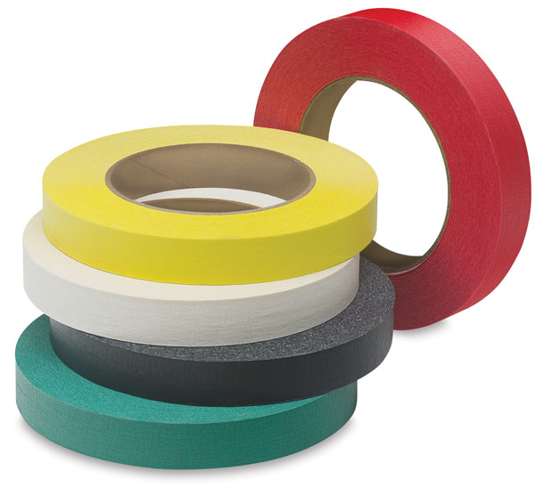 Colored Masking Tape - BLICK art materials
