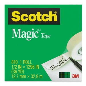 Scotch Magic Transparent Tape