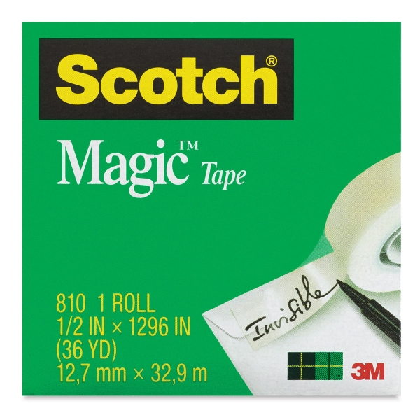 "Magic Tape, 1"" Core"