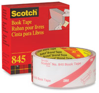 3M Scotch #845 Book Tape