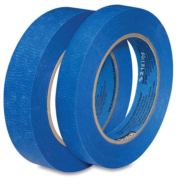 scotch painters tape blick art materials - Blue Painters Tape