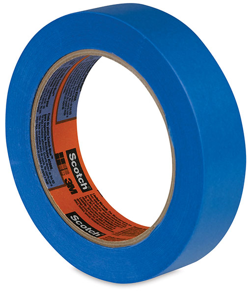 Painter's Tape for Delicate Surfaces