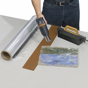 Mini-Wrap 12 with Heat Gun