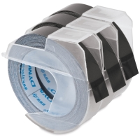 Embossing Tape Refill, Pkg of 3(Black)