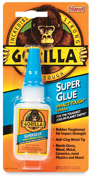 Gorilla Super Glue - BLICK art materials