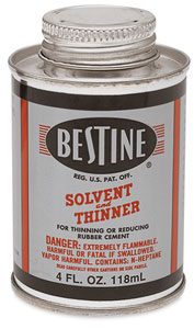Solvent and Thinner, 4 oz