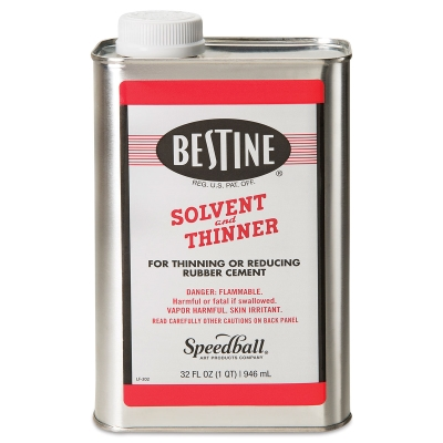 Solvent and Thinner, 32 oz