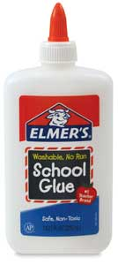Washable School Glue, 7.65 oz