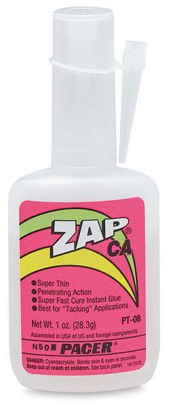 Zap Adhesive