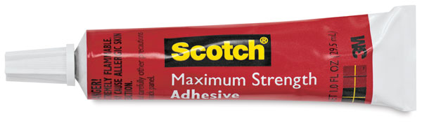 Maximum Strength Adhesive