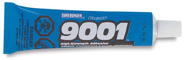 9001 Waterproof Flexible Adhesive