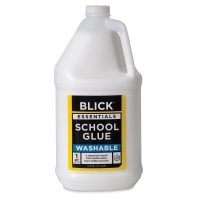 Washable White Glue, 128 oz