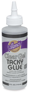 Clear Gel Tacky Glue