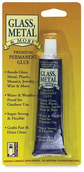 Beacon Glass Metal More Premium Permanent Glue Blick Art Materials