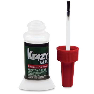 Krazy Glue All Purpose Brush-On