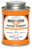 Best-Test Acid-Free Paper Cement