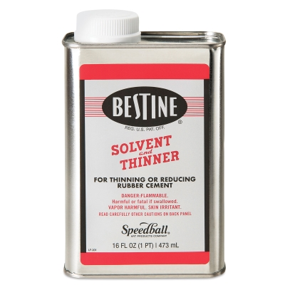 Solvent and Thinner, 16 oz