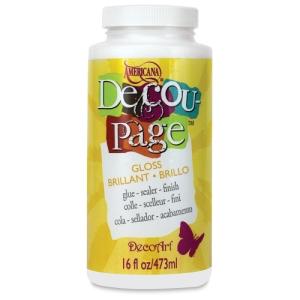 Decou-Page, Gloss
