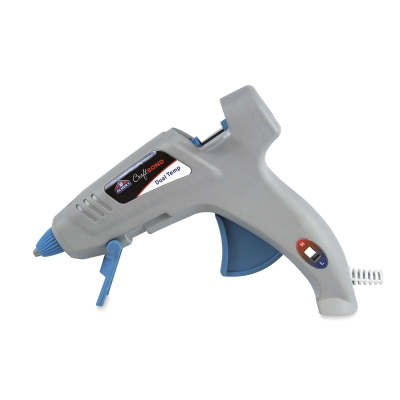 Full Size Dual Temperature Glue Gun, 40 watts