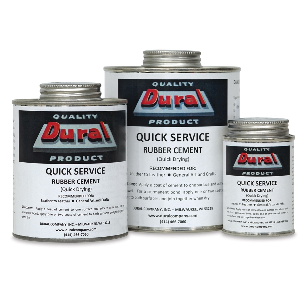 Quick Service Rubber Cement
