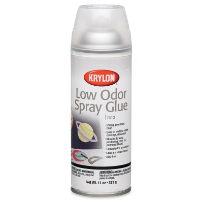 Low Odor Spray Glue