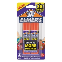 Extra Strength Glue Stick, Pkg of 2