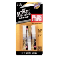 The Ultimate Multi-Surface Adhesive, Pkg of 3